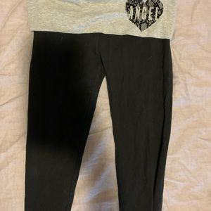 Victoria secret cotton yoga pant leggings